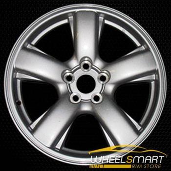 "18"" Toyota Tacoma OEM wheel 2005-2013 Silver alloy stock rim ALY69460U20"