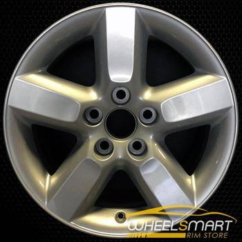 """16"""" Toyota RAV4 OEM wheel 2004-2005 Silver alloy stock rim ALY69485U20"""