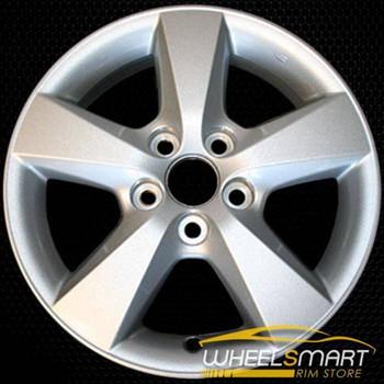 """16"""" Toyota RAV4 OEM wheel 2004-2006 Silver alloy stock rim ALY69486U20"""