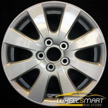 "16"" Toyota Camry OEM wheel 2007-2011 Silver alloy stock rim ALY69496U20"