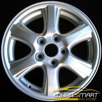 "17"" Toyota Camry OEM wheel 2007-2010 Silver alloy stock rim ALY69497U20"