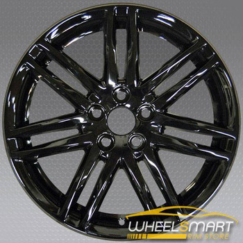 "18"" Scion TC OEM wheel 2011-2013 Black alloy stock rim ALY69599U45 part 4261121300"