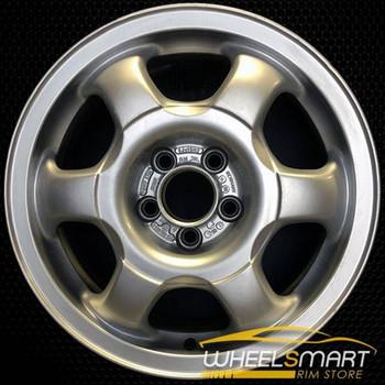 "15"" Volkswagen VW Passat OEM wheel 1992-1994 Silver alloy stock rim ALY69696U10"