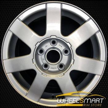 "15"" Volkswagen VW Passat OEM wheel 1998-2001 Silver alloy stock rim ALY69722U10"