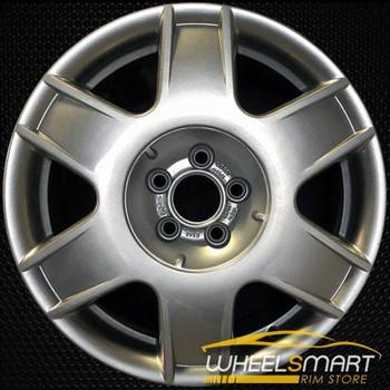"16"" Volkswagen VW Jetta OEM wheel 1999-2011 Silver alloy stock rim ALY69737U10"