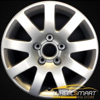 "15"" Volkswagen VW Passat OEM wheel 2001-2005 Silver alloy stock rim ALY69770U20"