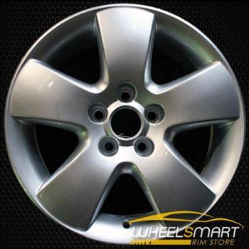 "15"" Volkswagen VW Jetta OEM wheel 2003-2010 Silver alloy stock rim ALY69792U20"