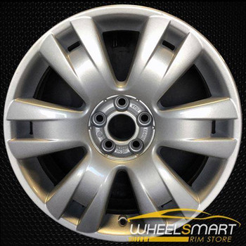 "17"" Volkswagen VW Beetle OEM wheel 2002-2005 Silver alloy stock rim ALY69813U20"