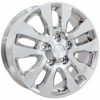 "20"" Toyota Land Cruiser replica wheel 1998-2018 Chrome rims 9506461"