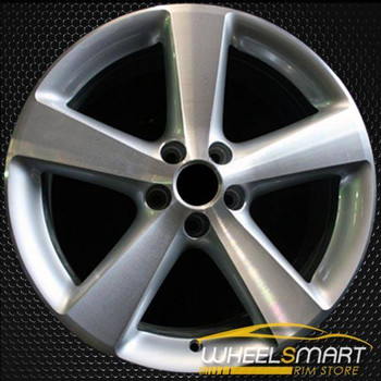 "17"" Volkswagen VW Beetle OEM wheel 2006-2009 Machined alloy stock rim ALY69817U10"
