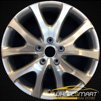 "19"" Volkswagen VW Touareg OEM wheel 2006-2010 Machined alloy stock rim ALY69903U10"