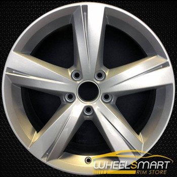 "17"" Volkswagen VW Passat OEM wheel 2012-2015 Silver alloy stock rim ALY69928U20"