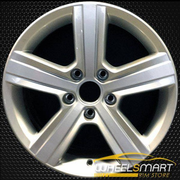 "16"" Volkswagen VW Golf OEM wheel 2015-2018 Silver alloy stock rim ALY69992U20"