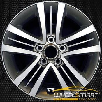 "16"" Hyundai Tiburon OEM wheel 2007-2008 Silver alloy stock rim ALY70752U20"