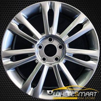 "18"" Hyundai Genesis OEM wheel 2009-2014 Hypersilver alloy stock rim ALY70785U78"
