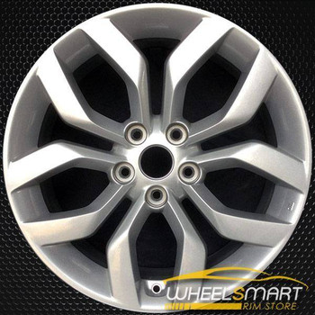 "18"" Hyundai Veloster OEM wheel 2012-2015 Silver alloy stock rim ALY70814U20"
