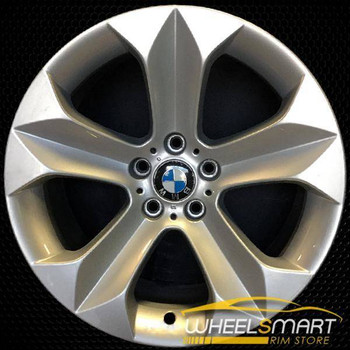 "19"" BMW X6 OEM wheel 2008-2014 Silver alloy stock rim ALY71279U20"