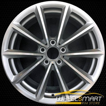 "19"" BMW Z4 OEM wheel 2009-2016 Machined alloy stock rim ALY71361U10"