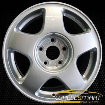 "15"" Acura NSX OEM wheel 1991-1993 Silver alloy stock rim ALY71646U10"