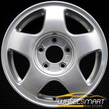 "16"" Acura NSX OEM wheel 1991-1993 Silver alloy stock rim ALY71647U10"
