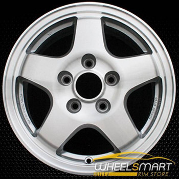 "15"" Acura Legend OEM wheel 1991-1992 Machined alloy stock rim ALY71650U10"