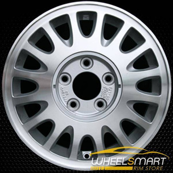 "15"" Acura Legend OEM wheel 1993-1995 Machined alloy stock rim ALY71656U10"