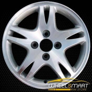"16"" Acura CL OEM wheel 1998-1999 Machined alloy stock rim ALY71680U10"