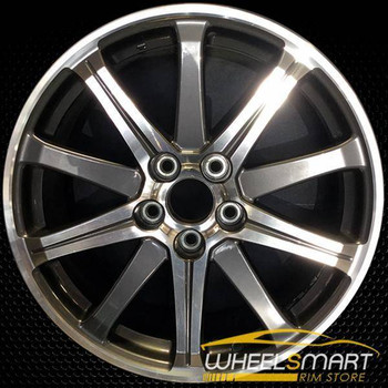 "19"" Acura TL OEM wheel 2009-2014 Polished alloy stock rim ALY71787U80"