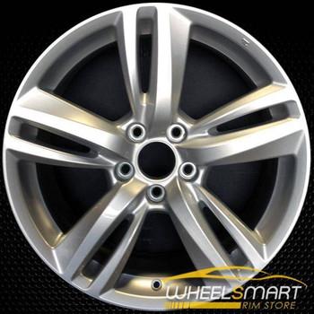 "18"" Honda RDX OEM wheel 2013-2015 Silver alloy stock rim ALY71807U20"