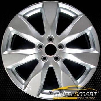 "19"" Acura MDX OEM wheel 2014-2016 Silver alloy stock rim ALY71819U20"