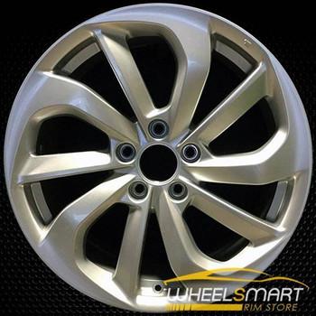 "18"" Acura RDX OEM wheel 2016-2018 Silver alloy stock rim ALY71836U20"