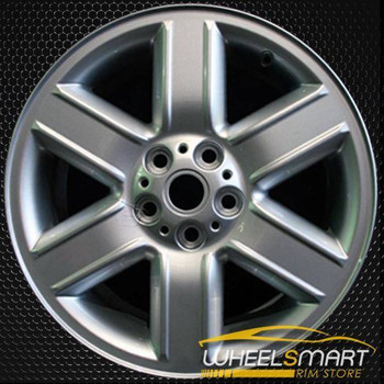 "19"" Land Rover Range Rover OEM wheel 2003-2005 Silver alloy stock rim ALY72173U20"