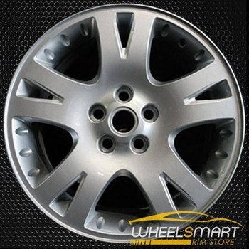 "19"" Land Rover Range Rover Sport OEM wheel 2006-2009 Silver alloy stock rim ALY72195U20"