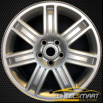 "19"" Land Rover Range Rover OEM wheel 2006-2009 Silver alloy stock rim ALY72198U20"