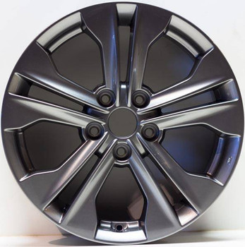 "17"" Hyundai Santa Fe Replica wheel 2015-2017 replacement for rim 70845"