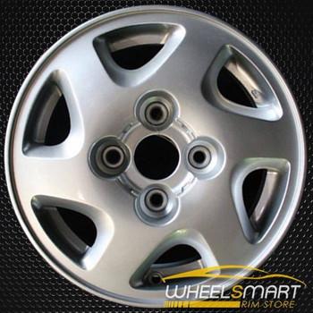 "14"" Infiniti G20 OEM wheel 1991-1996 Silver alloy stock rim ALY73630U15"