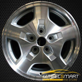 "16"" Infiniti I30 OEM wheel 1998-1999 Machined alloy stock rim ALY73650U10"