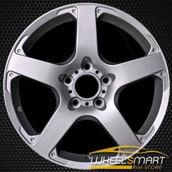"17"" Infiniti G35 OEM wheel 2003-2004 Silver alloy stock rim ALY73668U20"