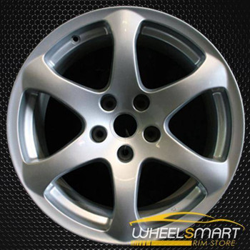 "17"" Infiniti G35 OEM wheel 2003-2007 Silver alloy stock rim ALY73670U20"