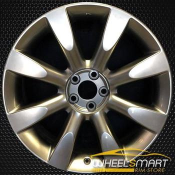 "20"" Infiniti FX35 OEM wheel 2003-2008 Hypersilver alloy stock rim ALY73678U78"