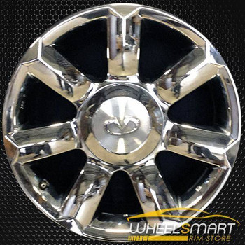 "18"" Infiniti QX56 OEM wheel 2004-2007 Chrome alloy stock rim ALY73679U85"