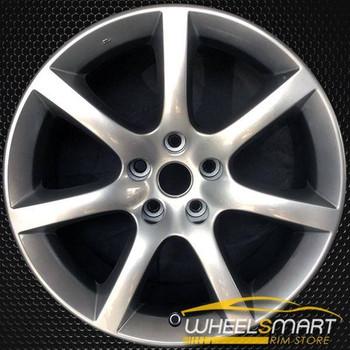 "17"" Infiniti G35 OEM wheel 2005-2006 Hypersilver alloy stock rim ALY73681U78"
