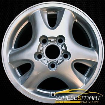 "15"" Lexus ES300 OEM wheel 1992-1996 Silver alloy stock rim ALY74132U10"