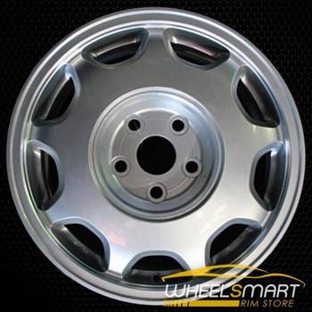"16"" Lexus LS400 OEM wheel 1993-1994 Silver alloy stock rim ALY74137U10"