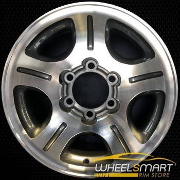 "16"" Lexus LX450 OEM wheel 1996-1998 Machined alloy stock rim ALY74143U10"