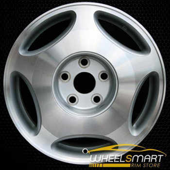 "16"" Lexus LS400 OEM wheel 1998-2000 Machined alloy stock rim ALY74148U10"