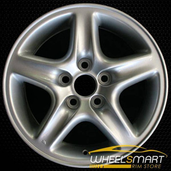 "16"" Infiniti RX300 OEM wheel 1999-2003 Silver alloy stock rim ALY74152U10"