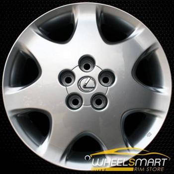 "17"" Lexus LS430 OEM wheel 2001-2003 Silver alloy stock rim ALY74159U20"