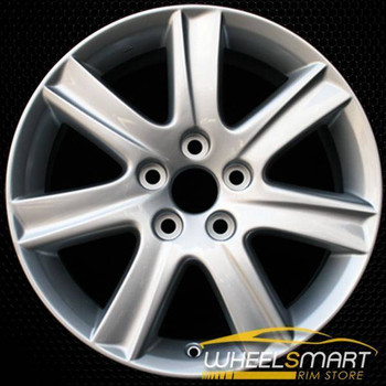 "17"" Lexus ES350 OEM wheel 2007-2009 Silver alloy stock rim ALY74190U20"