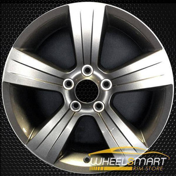 "17"" Dodge Caliber Replica wheel 2010-2012 replacement for rim 2380"
